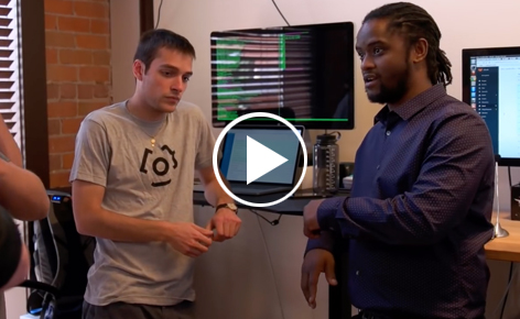 Video: Clinc's founders talk about their technology and its potential