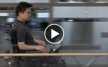 Vulcan wheelchair: speed and performance