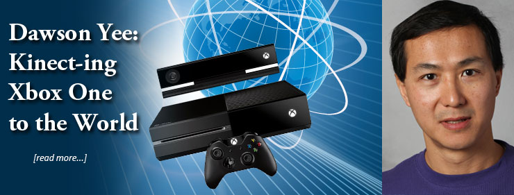 Kinect-ing Xbox to the World