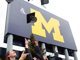 U-M graduates