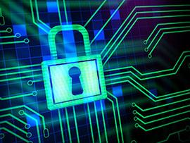 Post-quantum security graphic