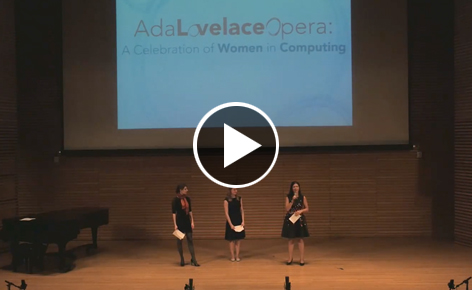 Ada Lovelace Opera CS lightning talks