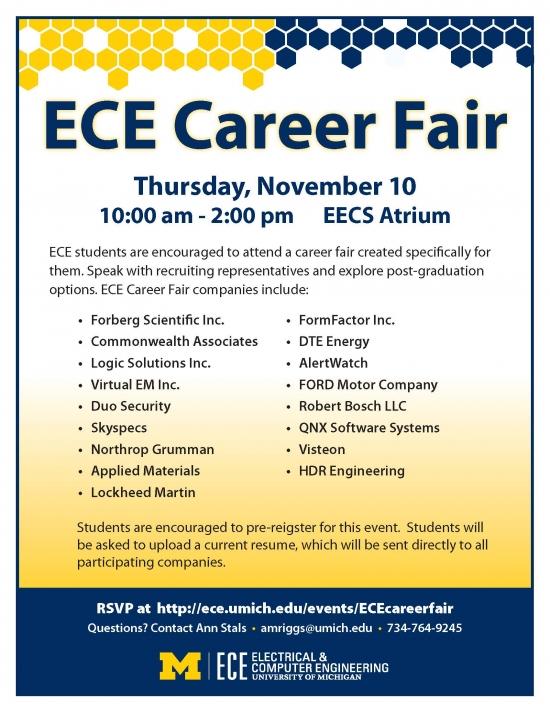 ECE Career Fair