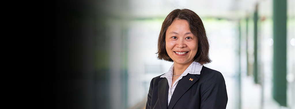 Mingyan Liu named new ECE chair